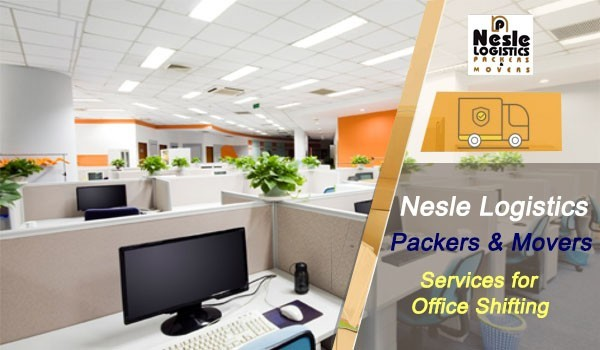 nesle logistics packers and movers office shifting