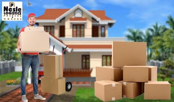 household shifting nesle logistics