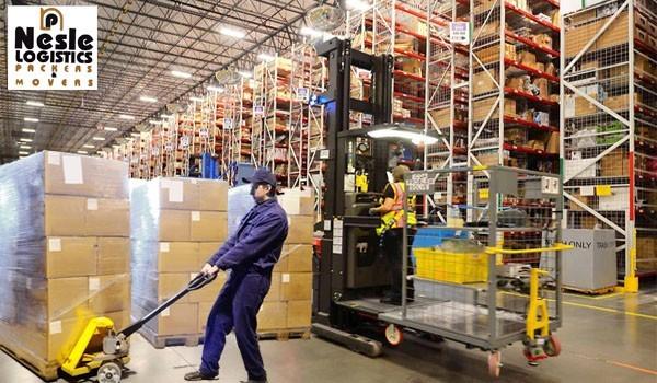 nesle logistics ware house